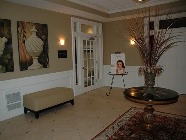 Dr. Bakeman's Lobby Area
