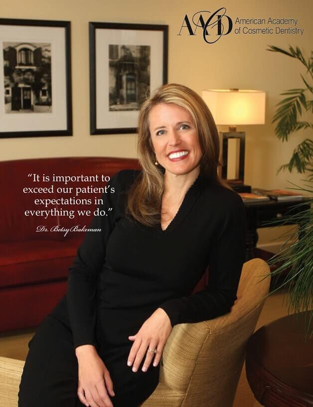 Dentist Grand Rapids | Dr. Betsy Bakeman